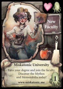 Asenath Waite from Miskatonic School for Girls
